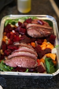 Tatjana Pasalic's warm Duck Salad